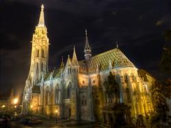 Buda Church 2a clouds LR